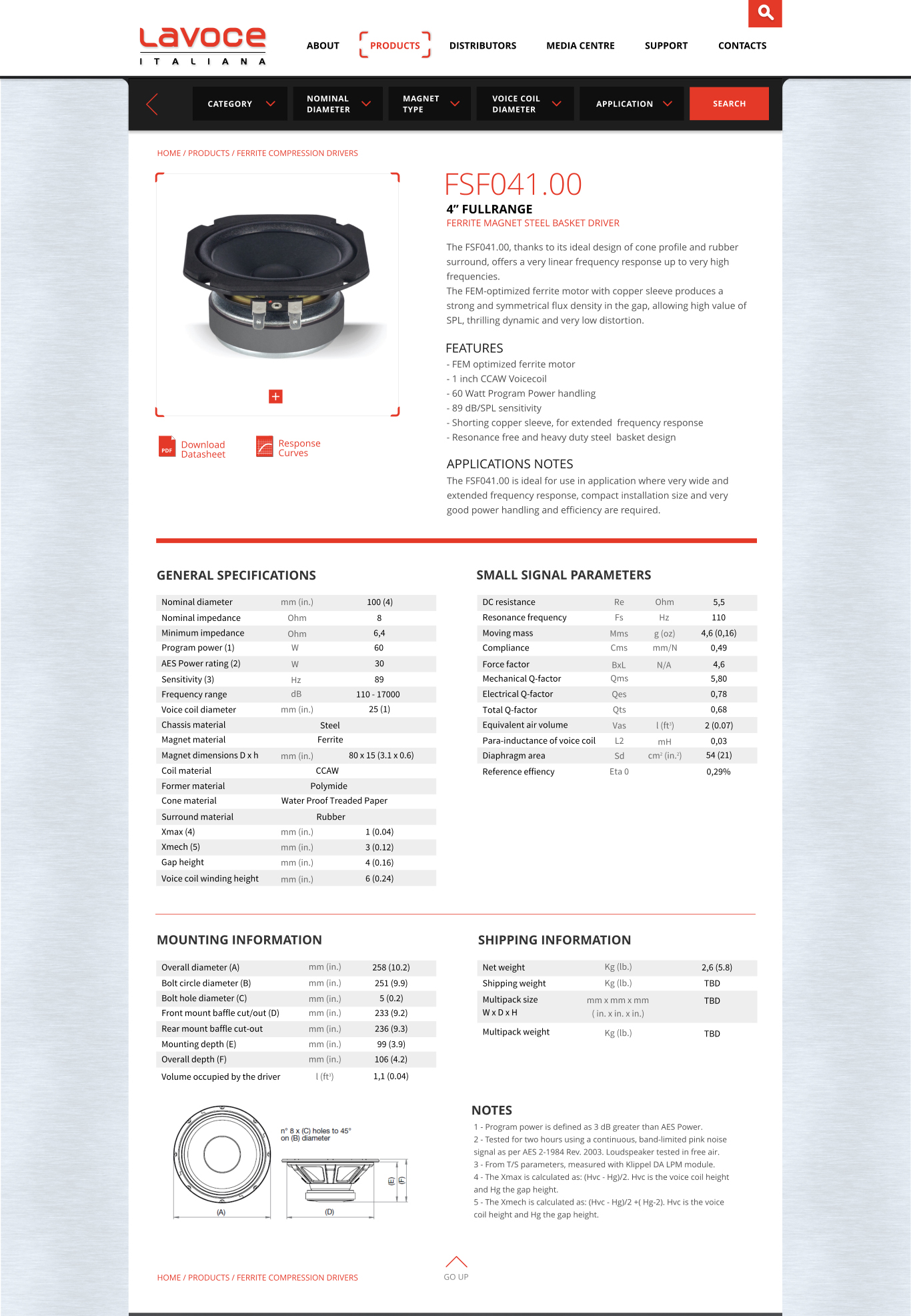 LaVoce 2017 productpage b