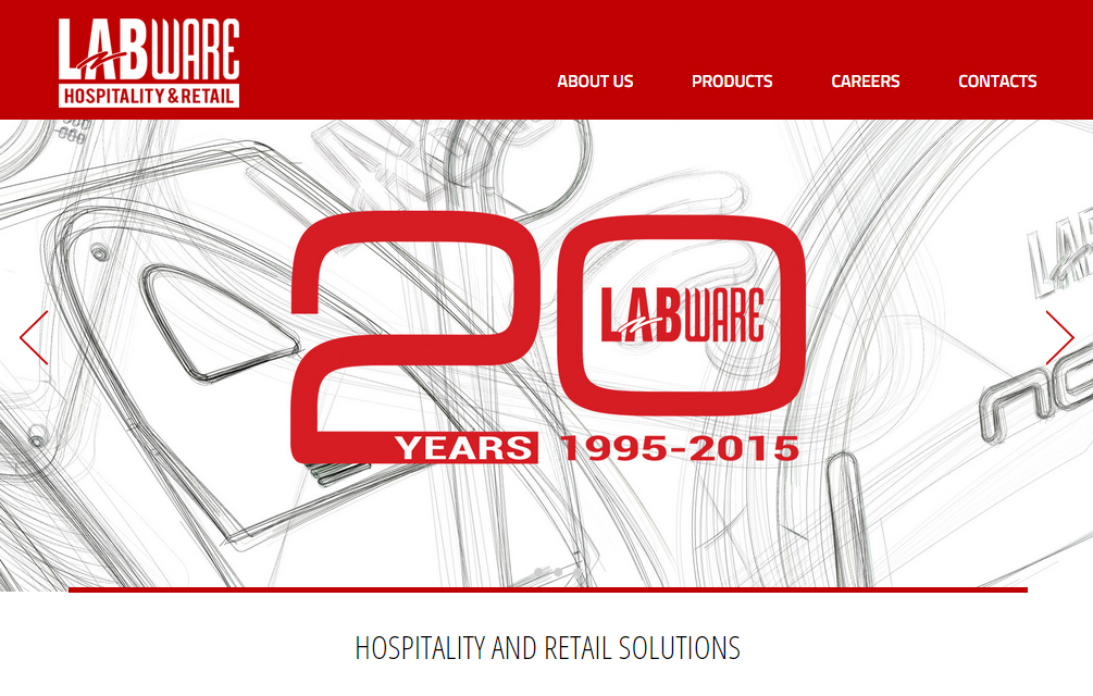 labware website home
